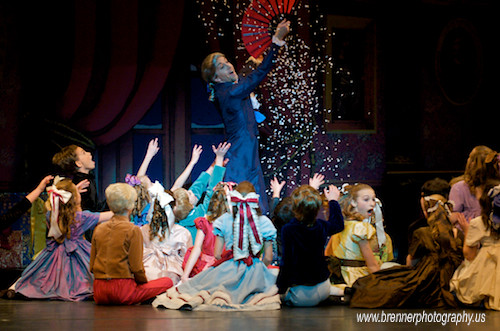 The Magic of The Nutcracker - Nutcracker Ballet Photography by WB - CMH