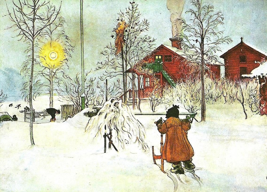 swedish christmas card 02  a photo on flickriver