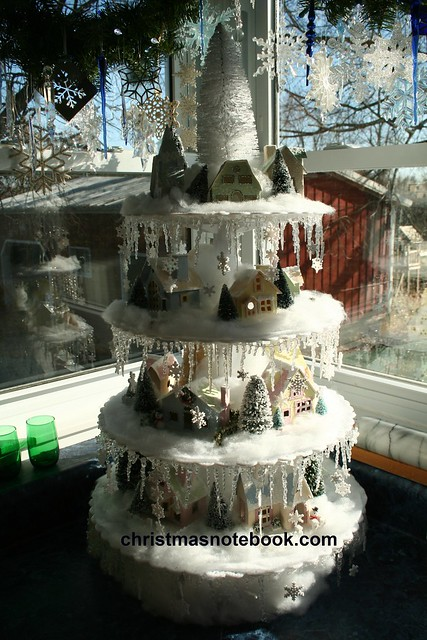 Putz houses display | Flickr - Photo Sharing!