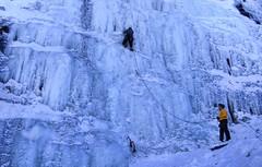 ski touring(0.0), ridge(0.0), adventure(1.0), individual sports(1.0), winter(1.0), sports(1.0), recreation(1.0), outdoor recreation(1.0), mountaineering(1.0), ice(1.0), extreme sport(1.0), ice climbing(1.0), climbing(1.0),