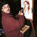 Julia Mathunjwa RIP of Shikisha painting 1998
