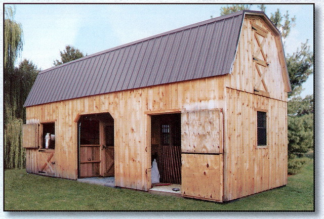 2 Story Horse Barns Horse Barns Flickr Photo Sharing