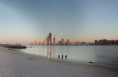 Abu Dhabi - Corniche - 29-01-2010 - 17h53