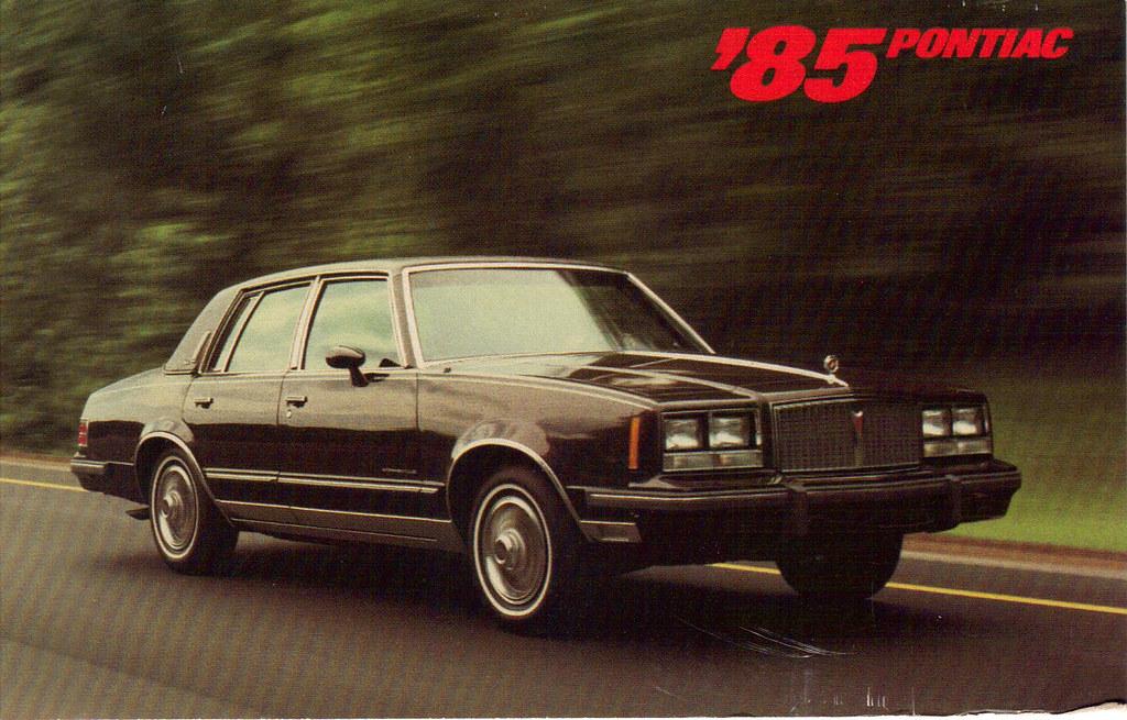 Collectible Automobile Magazine Website 1985 Pontiac Bonneville Brougham - a photo on Flickriver