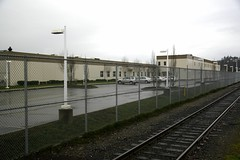 I.C.E. Northwest Detention Center Facility, Port of Tacoma Tideflats, Tacoma, Washington