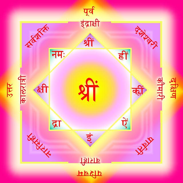 Indrakshi Devi yantra
