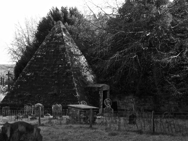 Brightling pyramid folly