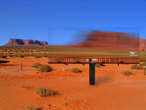 Mustang Fast Desert