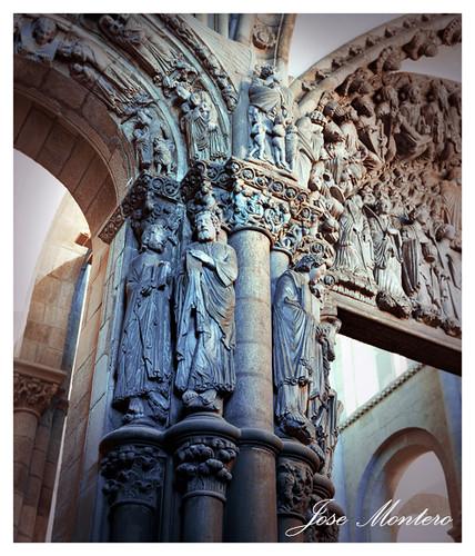 Santiago de compostela cathedral interior flickr photo - Interior santiago de compostela ...