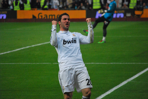 Real Madrid Higuain
