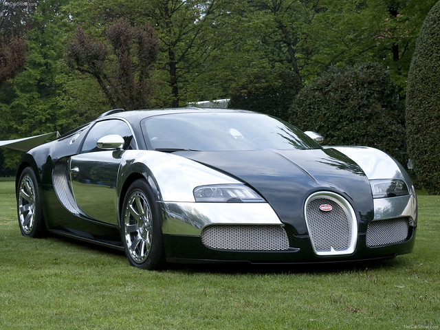 eb bugatti veyron stainless body flickr photo sharing. Black Bedroom Furniture Sets. Home Design Ideas