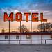 Nightfall Motel by dejavue.us