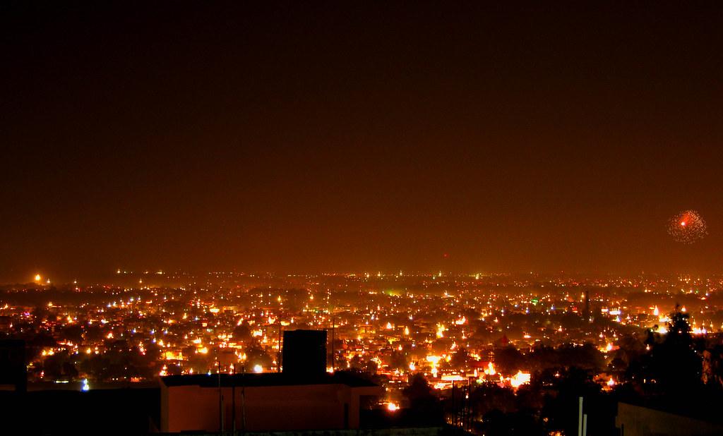 diwali @ bhopal