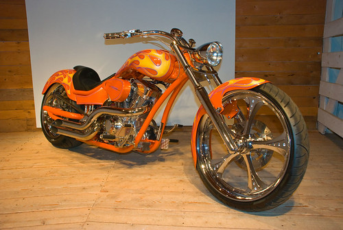 Custom Chopper - Shelburne Museum (586)