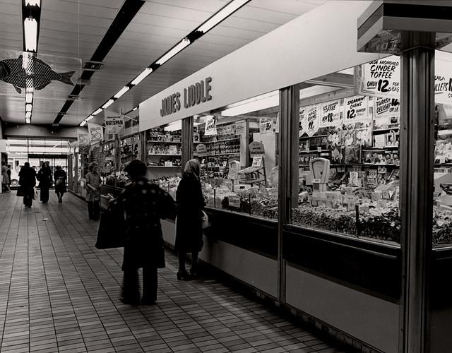 Grainger Market, 1978