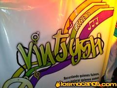 """Lanzamiento EDUCARE """"Vintysh"""" '10"""