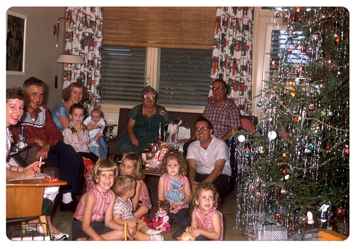 Fun Family —  Christmas 1958