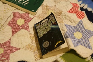 Currently Reading: Ender's Game by Orson Scott Card
