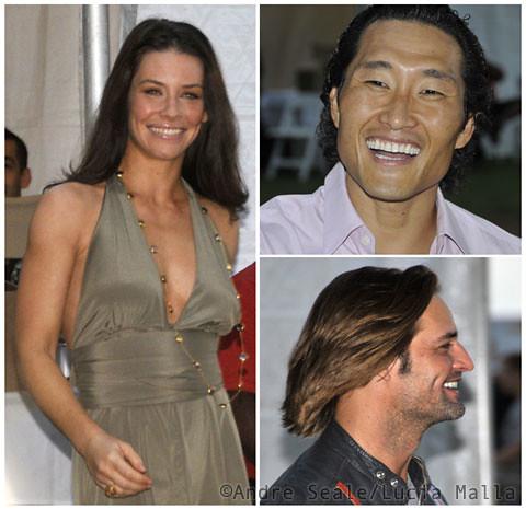 Kate, Jin & Sawyer
