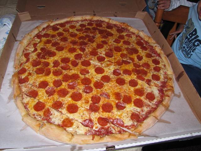 Pizza Ass 50