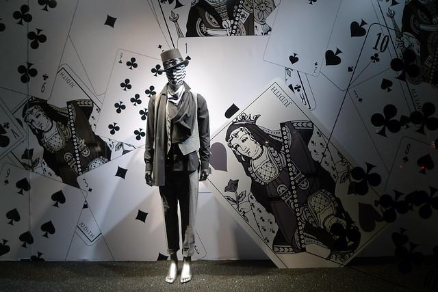 Vitrines printemps de l 39 homme paris f vrier 2010 for Expo paris fevrier