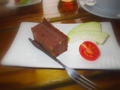 蒙布朗蛋糕
