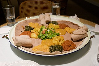 Eat out at The Ethiopian Restaurant and taste Ethiopian food - Things to do in Bujumbura