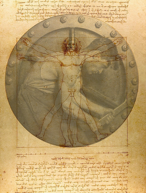 Leonard da Vinci VS Lewis Hine