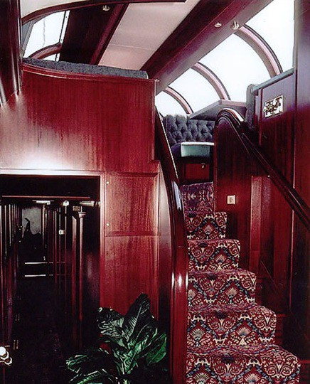 flickriver photoset 39 private rail car bella vista 39 by train chartering private rail cars. Black Bedroom Furniture Sets. Home Design Ideas