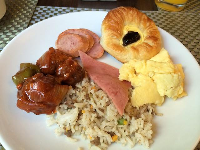 Breakfast #1 - Best Western Hotel La Corona