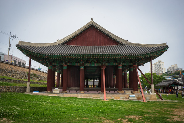 Jinnamgwan, Yeosu, South Korea