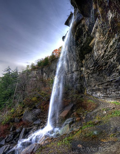 trees sky nature water rock creek waterfall stream thatcherstatepark canonrebelxs indianladdertrail minelotfalls canonefs1855mmf3556is canoneos1000d tylermccall minelotcreekfalls