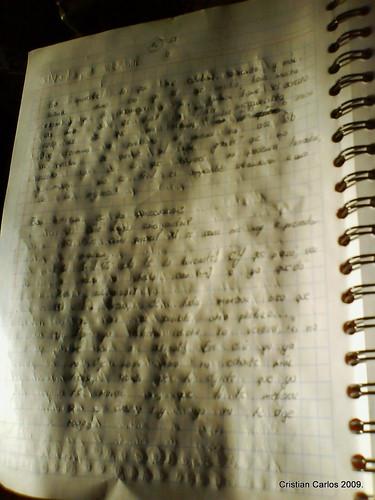 Escribamos un rato - Cristian Carlos Juárez