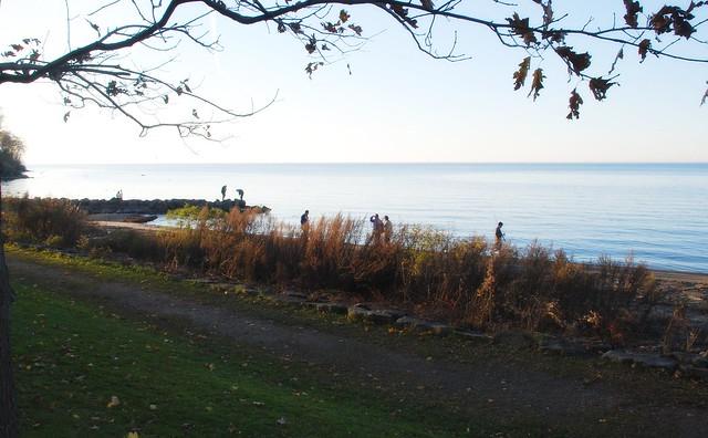 Autumn - Lake Ontario