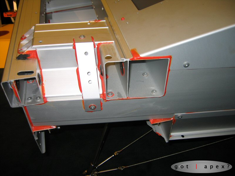 View topic epoxy bonded aluminum chassis for Chassis aluminium