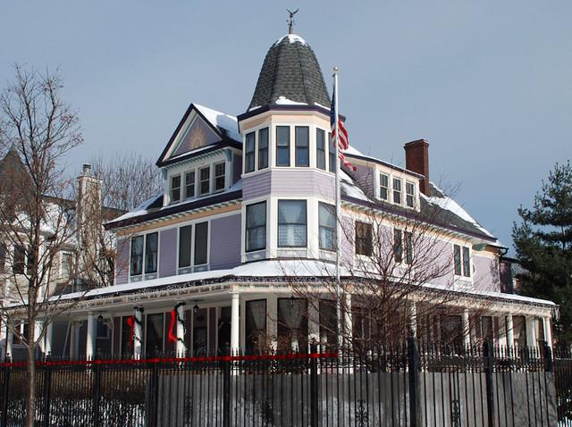 Abbott house 1891 ravenswood neighborhood chicago for Abbott house