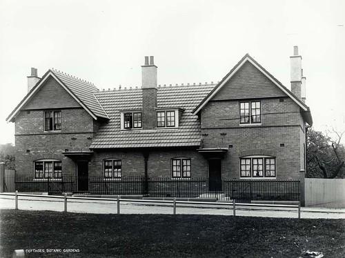 Cottage at Royal Botanic Gardens