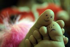 Toe Art...Love & Care