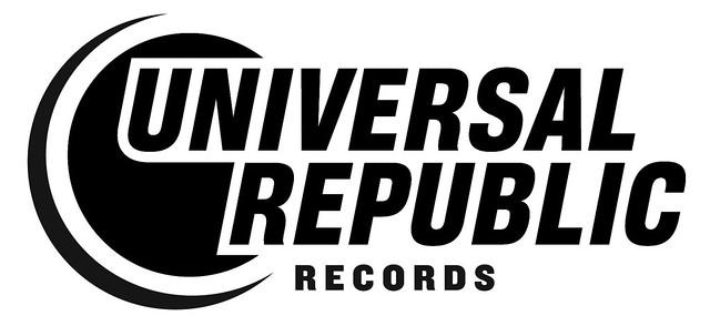 Republic Records Logo Universal Republic Records
