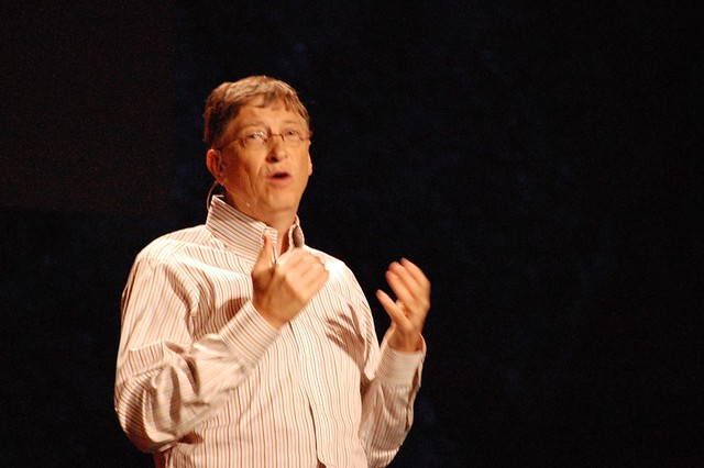 TED2009- Bill Gates
