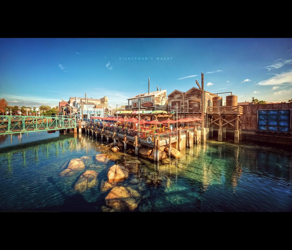 Wharf DCA