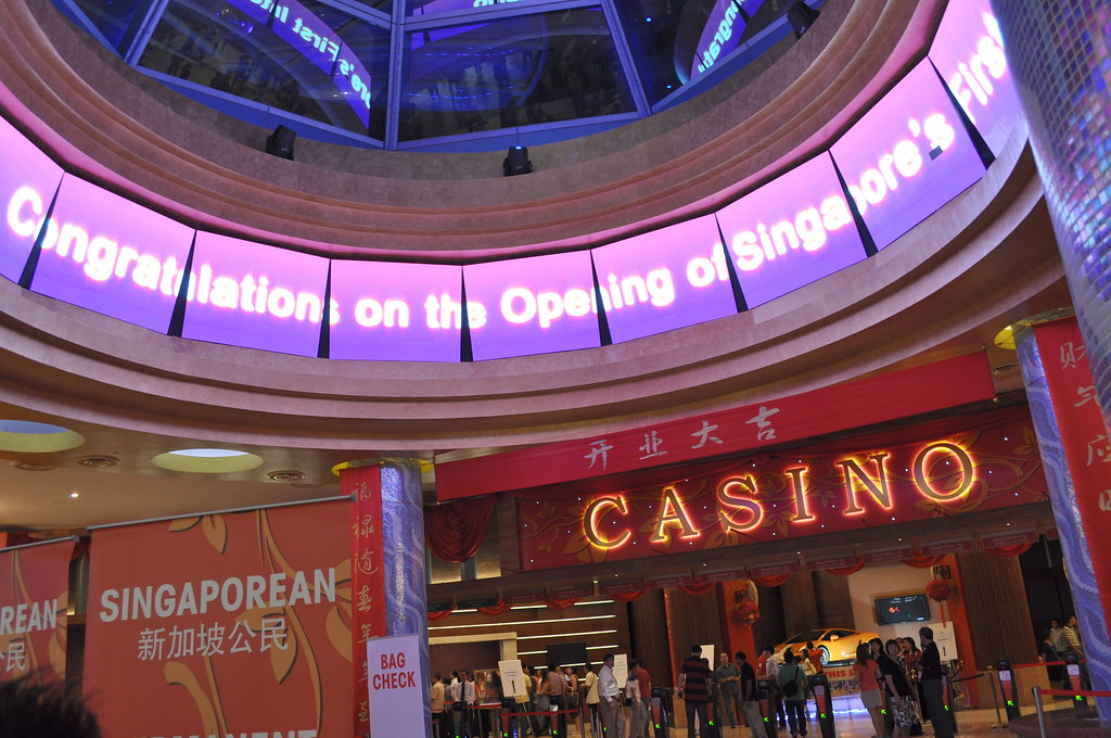 Resorts World Sentosa Casino, Singapore