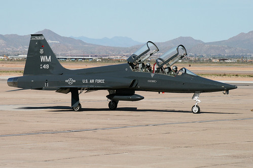 Northop T-38A Talon s/n 65-10419, 509th Bomb Wing