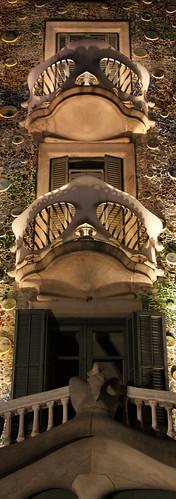 Barcelona - Casa Batllo exterior