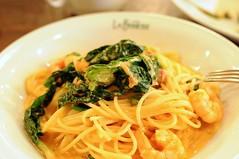 produce(0.0), carbonara(0.0), noodle(1.0), italian food(1.0), bucatini(1.0), spaghetti(1.0), spaghetti aglio e olio(1.0), food(1.0), dish(1.0), capellini(1.0), cuisine(1.0),