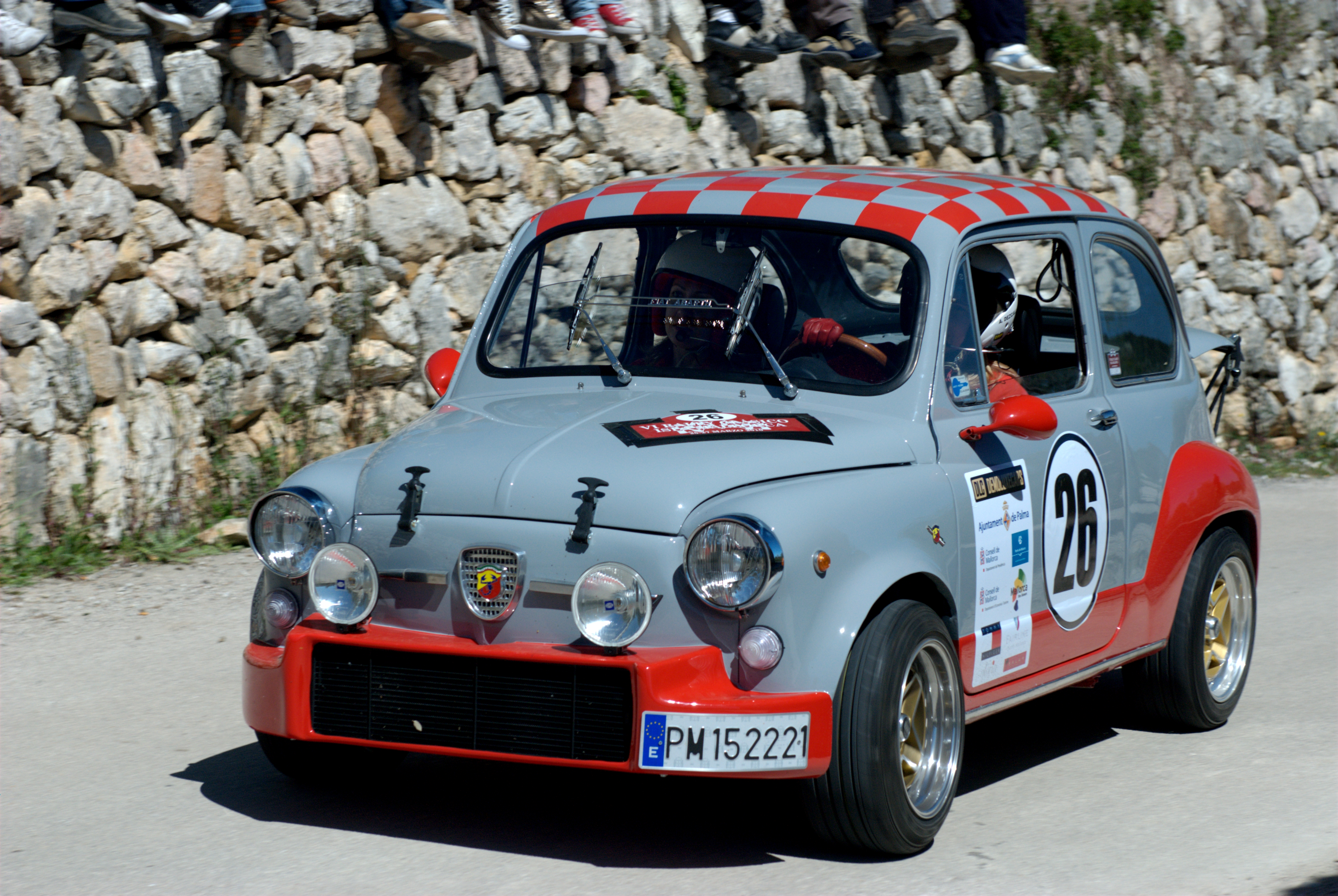 1000 images about abarth 850 e 1000 derivate fiat 600 on pinterest. Black Bedroom Furniture Sets. Home Design Ideas
