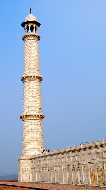Taj Mahal Outer Tower