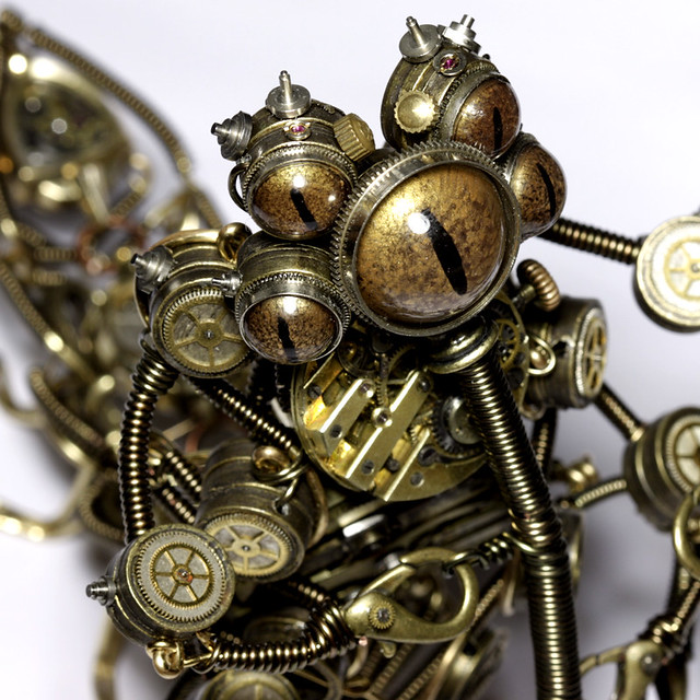 steampunk wire art for - photo #30