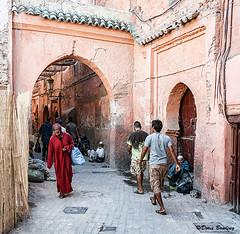 Marrakech, Morocco 2008