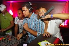 Bday Luis & Claudia @ Mambo Yambo 10.04.10